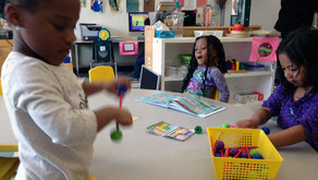 More Than Half Of Mecklenburg 4-Year-Olds Are In Public Pre-K
