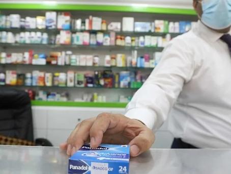 ILMA branch in Senegal aids by sending medicine to Lebanon