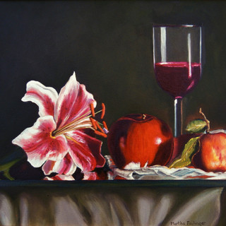 Still life with Lilly