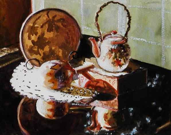 Still Life on Piano