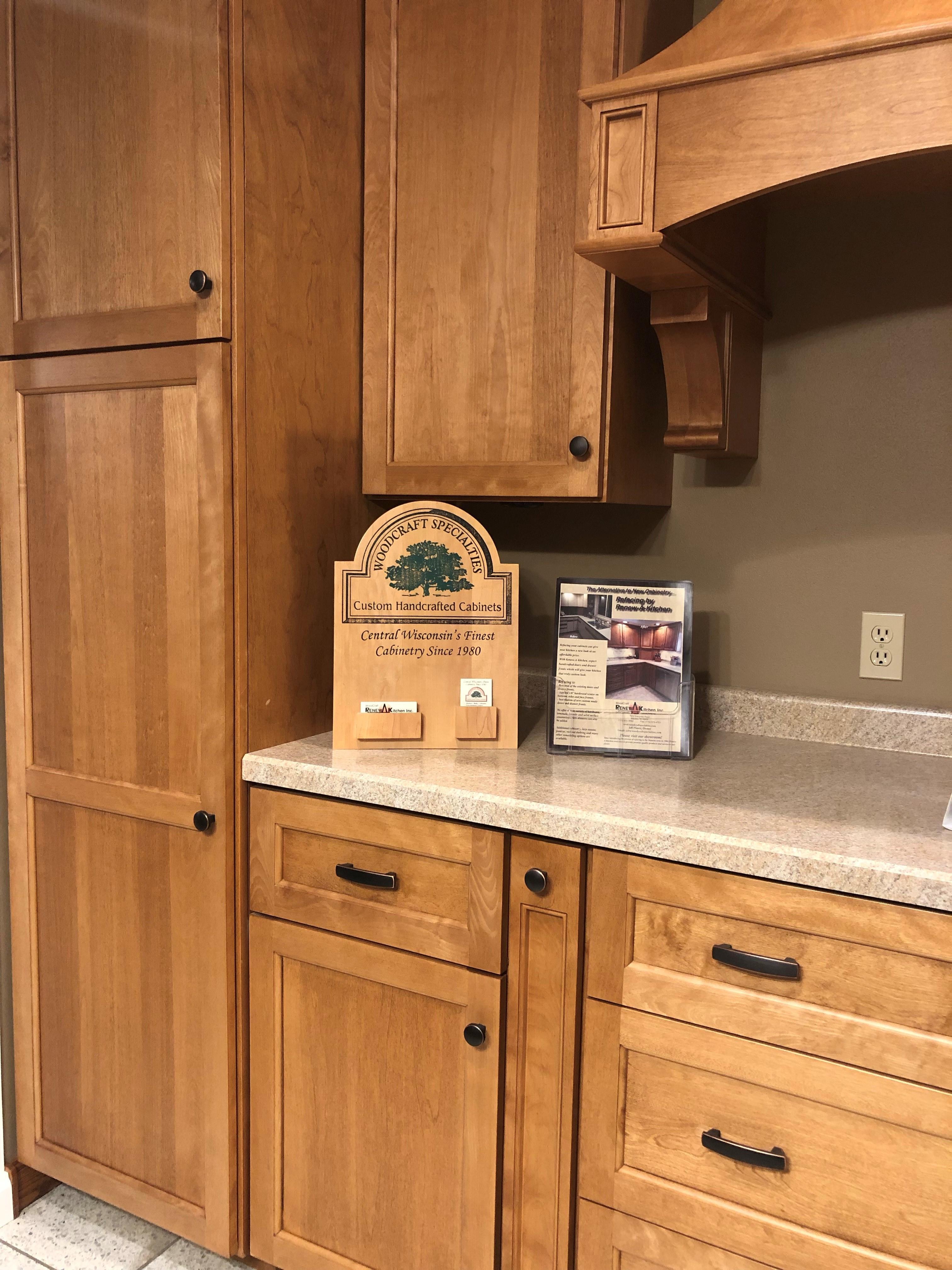 Custom or Refacing Cabinetry Estimate