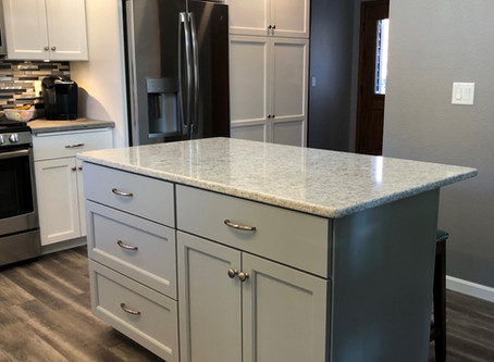 Is White-Painted Cabinetry Trendy?