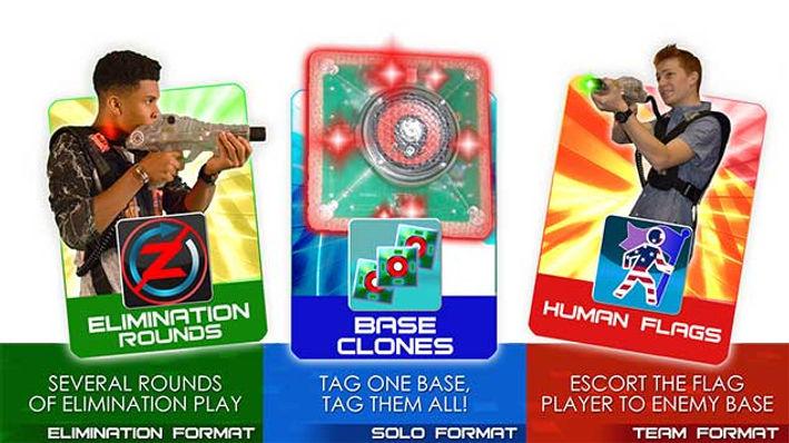 Avon Laser Tag Game Formats 5