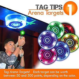 Tag Tips Arena Targets