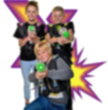 Avon Laser Tag Kids