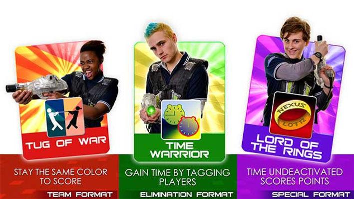 Avon Laser Tag Game Formats 14