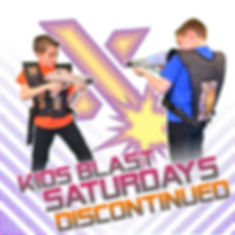 Kids Blast Discontinued
