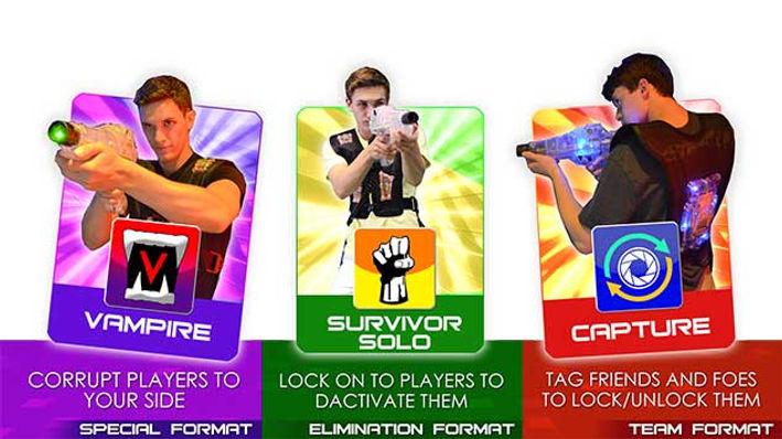 Avon Laser Tag Game Formats 8