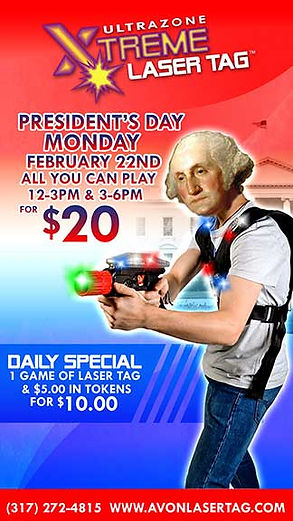 Presidents Day Special