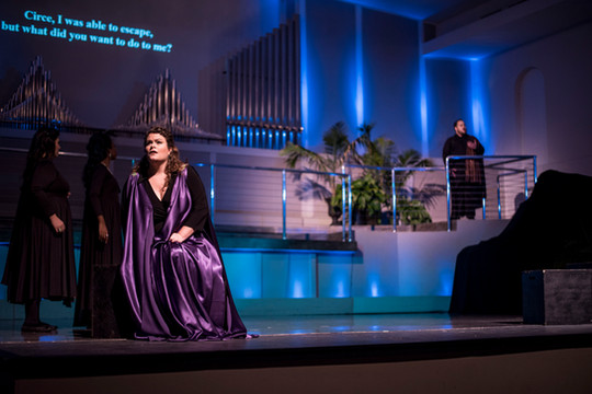 Strauss' Ariadne auf Naxos