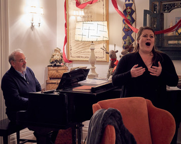 Robyn with Michael Recchiuti