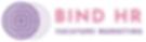 Logo Bind HR Vacaturemarketing - V312 -
