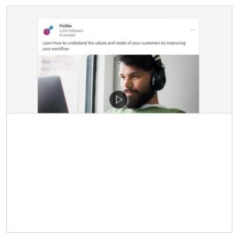 Vacature LinkedIn beeld & video