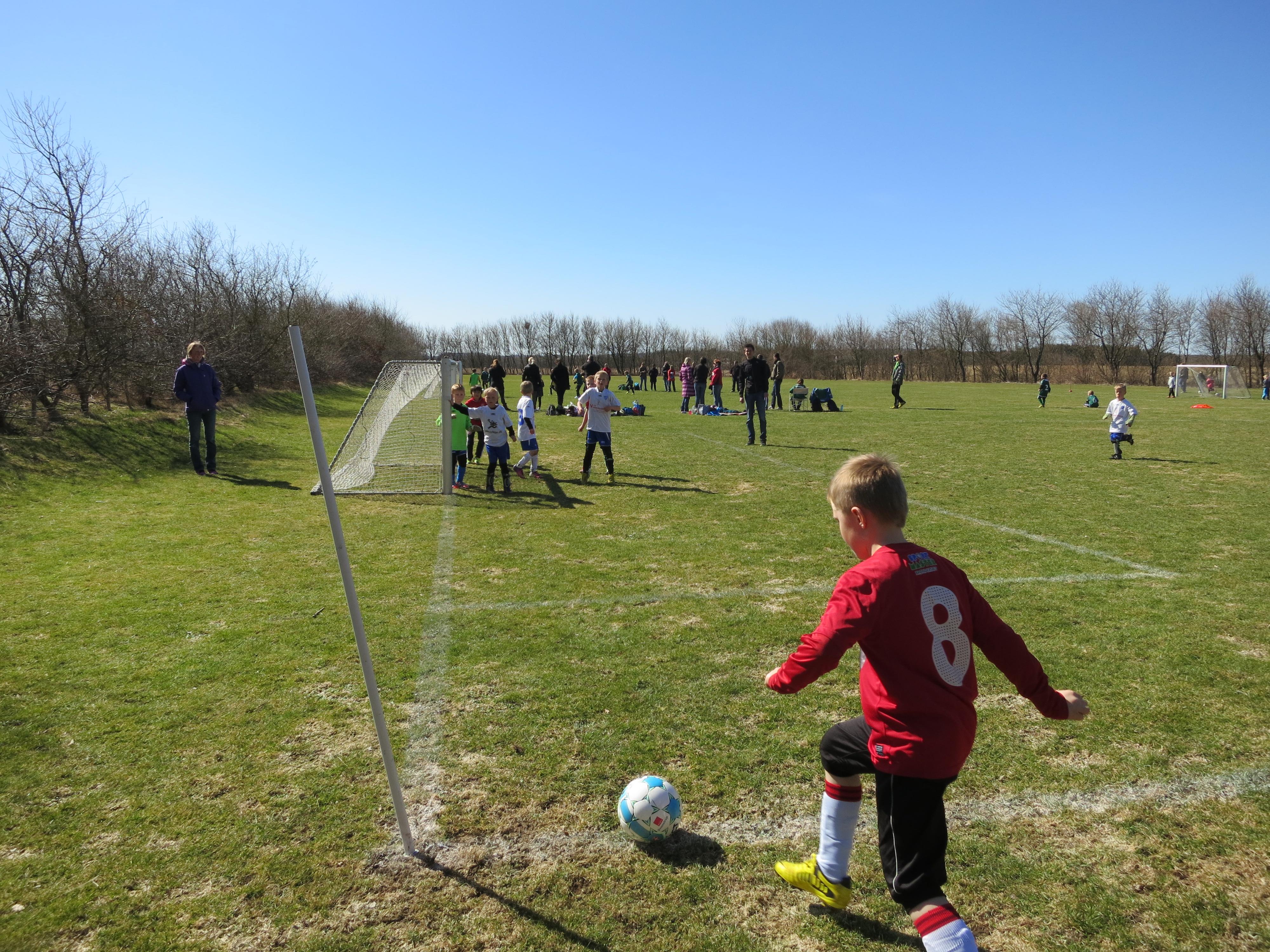 Spar Nord Cup 2013 Lørdag formiddag