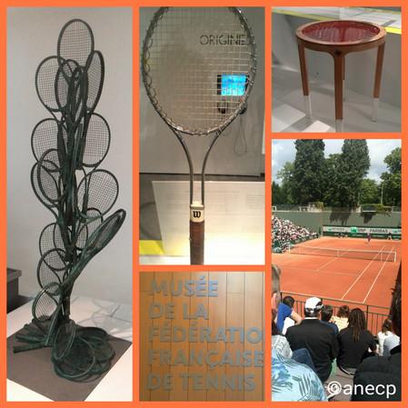 Roland-Garros, les à-côtés...au musée !