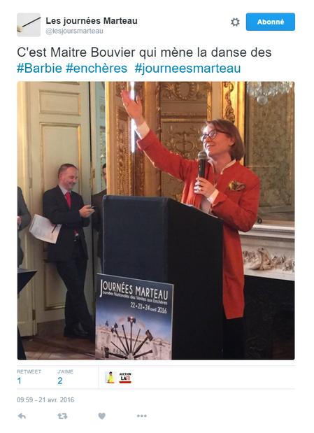 """Les journées marteau 2016 vues par les """"twittos"""""""