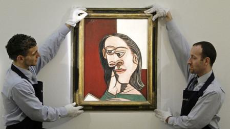 Plus de 6 millions d'euros pour un Picasso
