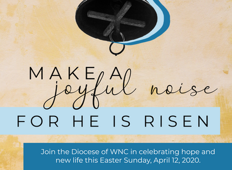 Join us in making a joyful noise!