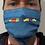 Thumbnail: Face Mask - Fasten Belts and No Smoking