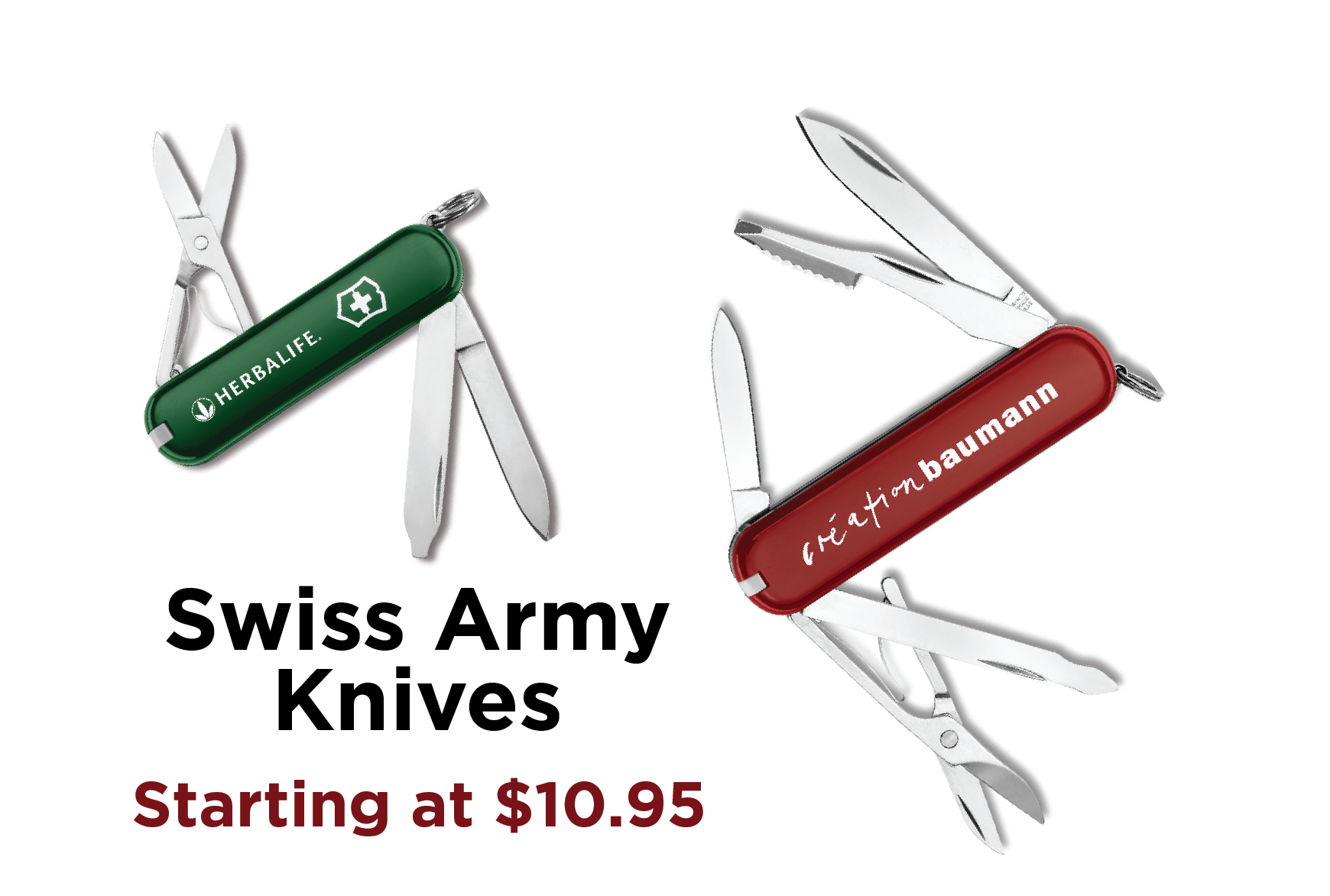 Give a Swiss Army knife!