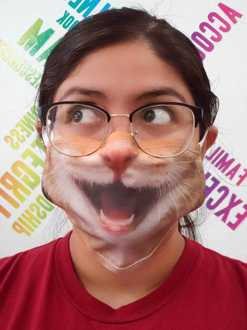Face Mask - Cat Face (BASIC)