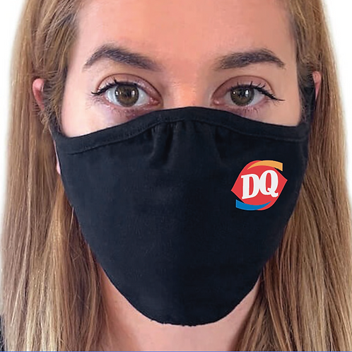 24-Pack 2-ply Masks with DQ Logo