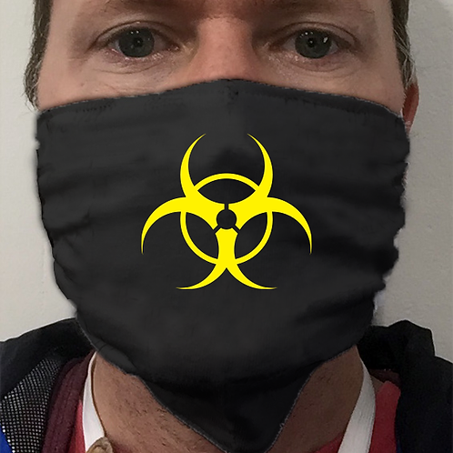 Face Mask - Biohazard
