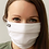 Thumbnail: Face Mask - White 2-ply pleated