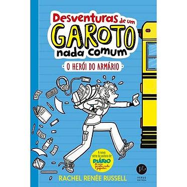 DESVENTURAS DE UM GAROTO NADA COMUM