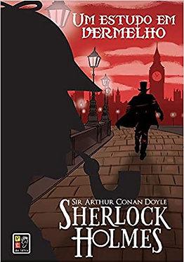 Sherlock Holmes - Um Estudo em Vermelho Capa dura