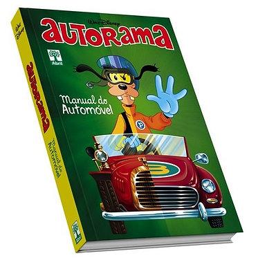 AUTORAMA - MANUAL DO AUTOMÓVEL - DISNEY ESPECIAL