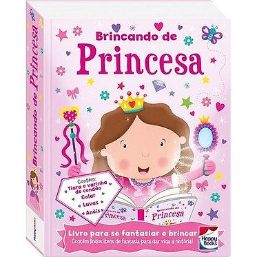 FAZENDO A FESTA I! BRINCANDO DE PRINCESA