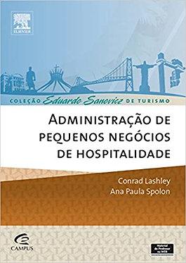 Administração de Pequenos Negócios de Hospitalidade (Português)