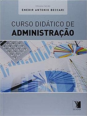 Curso Didático de Administração (Português) Capa dura – 1 Janeiro 2014