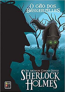 Sherlock Holmes - o Cão dos Baskervilles (Português) Capa dura