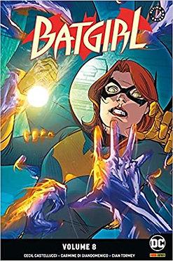 Batgirl vol. 08