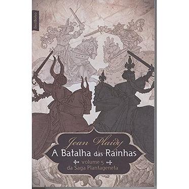BATALHA DAS RAINHAS, A (LIVRO DE BOLSO)