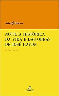 Notícia Histórica da Vida e das Obras de José Haydn