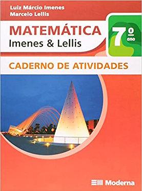 MATEMATICA - 7 ANO - IMENES & LELLIS - CAD. ATIV.