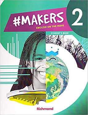 #MAKERS 2 ENGLISH ON THE MOVE STDS BK