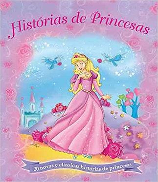 Histórias de princesas - Capa dura