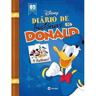 DIARIO DE HISTORIAS DO DONALD