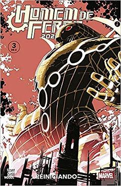 Homem De Ferro 2020 vol. 3 (de 3)