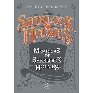 MEMÓRIAS DE SHERLOCK HOLMES