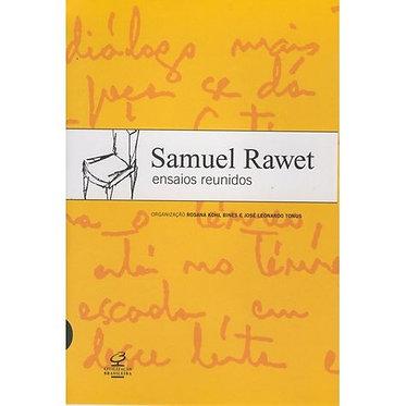 SAMUEL RAWET: ENSAIOS REUNIDOS