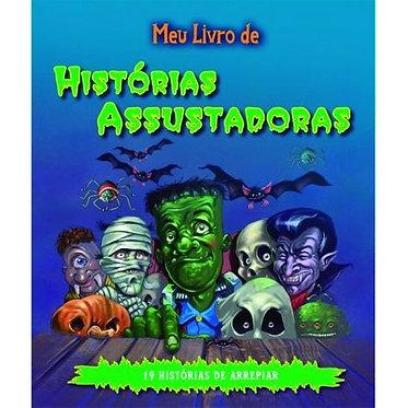 MEU LIVRO DE HISTÓRIAS ASSUSTADORAS
