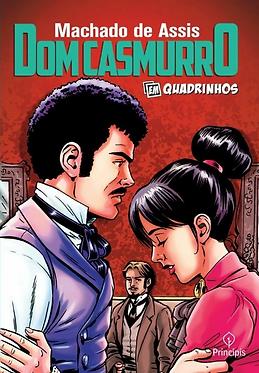 Dom Casmurro em Quadrinhos
