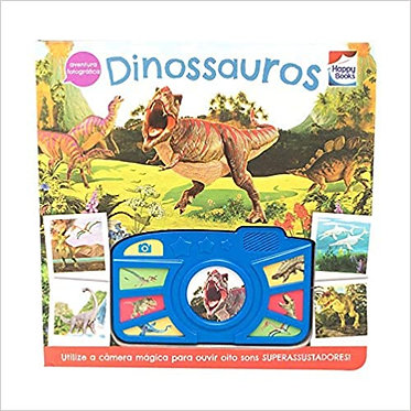 Aventura fotográfica! Dinossauros