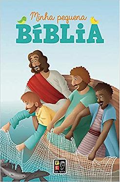 Minha Pequena Bíblia -  Capa dura