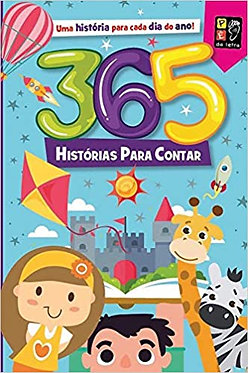 365 Historias Para Contar